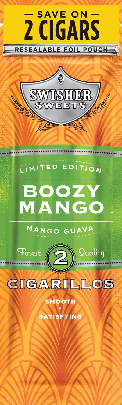 boozy mango